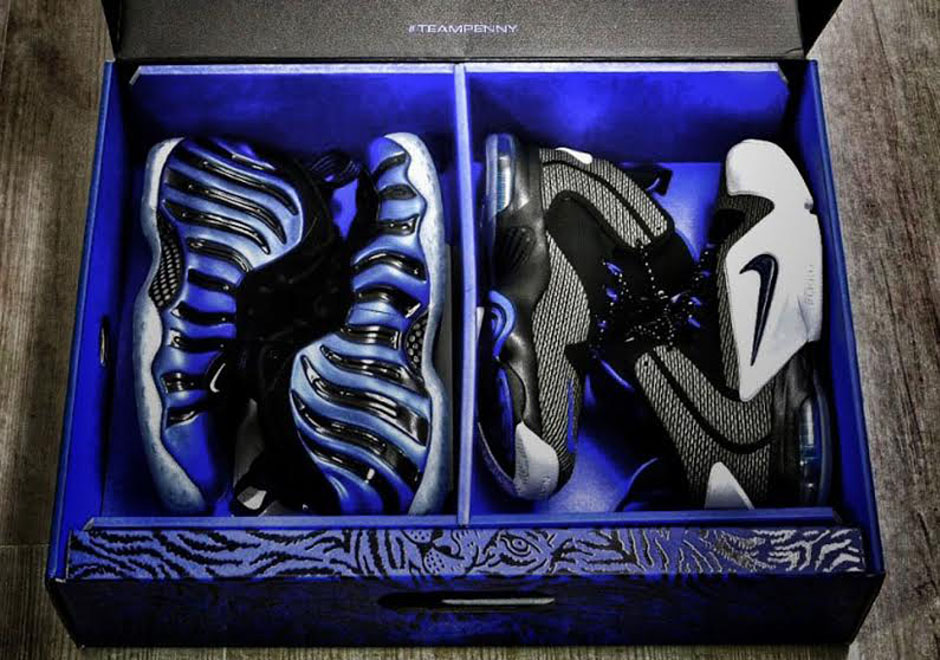 newest 07064 5d526 Nike Sharpie Foamposite Pack   SneakerNews.com