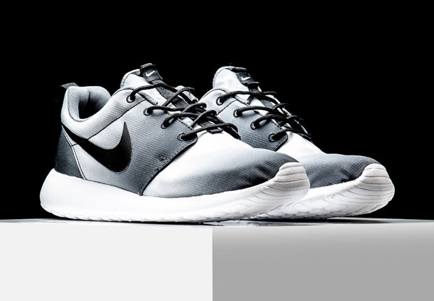 """ce58ac3f327 Nike SB Dunk fans will certainly remember the popular """"Lunar"""" colorways of  the Dunk Low in white-to-black faded colorways inspired by a lunar eclipse."""