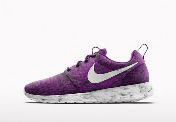 New Design Options Available For The NIKEiD Roshe Run - SneakerNews.com 952f42f451eb