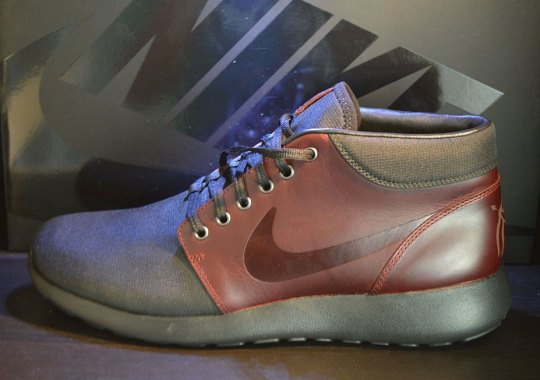 Behold, One Of The Rarest Nike Roshes Ever Created