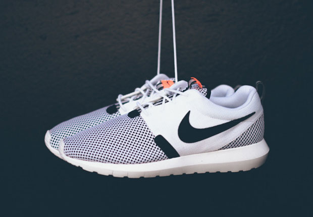 new products 03cb7 bec3f Nike Roshe Run NM BR - White - Black - SneakerNews.com