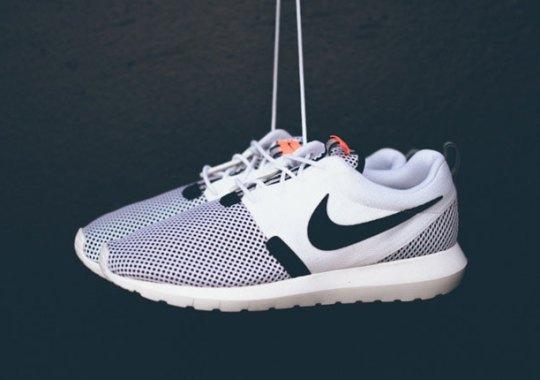 Nike Roshe Run NM BR – White – Black