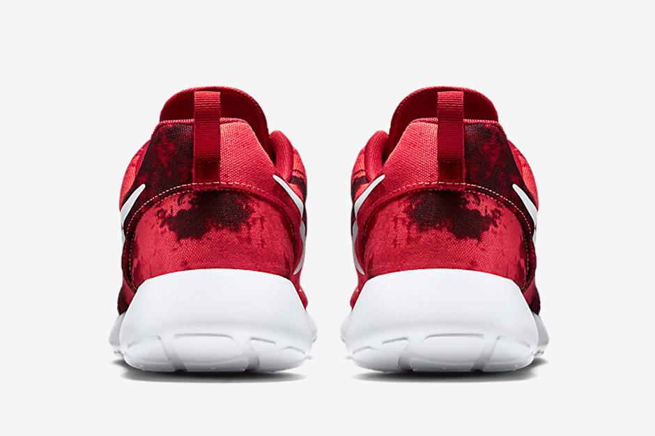 nike roshe one print gym redding