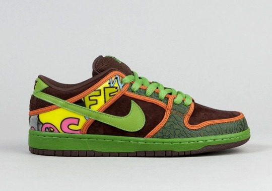 """Nike SB Dunk Low """"De La Soul"""" – Release Reminder"""