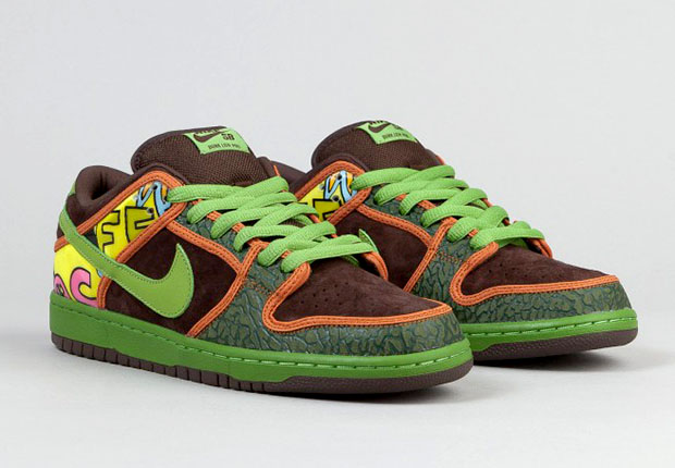 3f37381220 Grab your De La Soul tape and boom box and head to your local Nike SB  retailer tomorrow