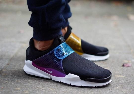 """NikeLab Sock Dart """"Be True"""" In Detail"""
