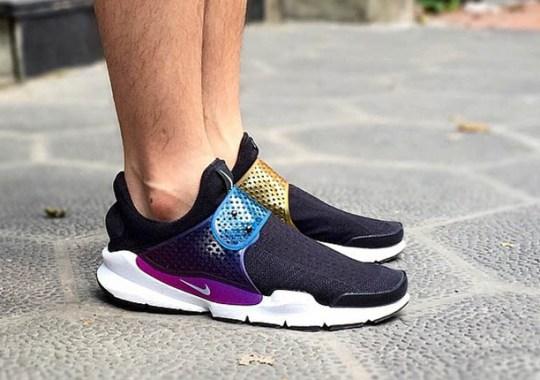 """Nike Sock Dart """"Multi-color"""" Straps"""