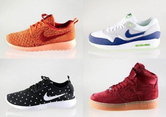 Nike Sportswear June 2015 Preview