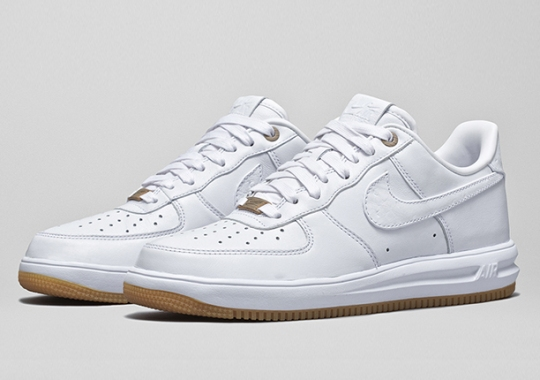 "Nike Combines Luxury and Comfort With The ""White"" Pack"