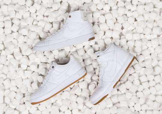 Nike Releases A White Hot Pack Of Retro Classics