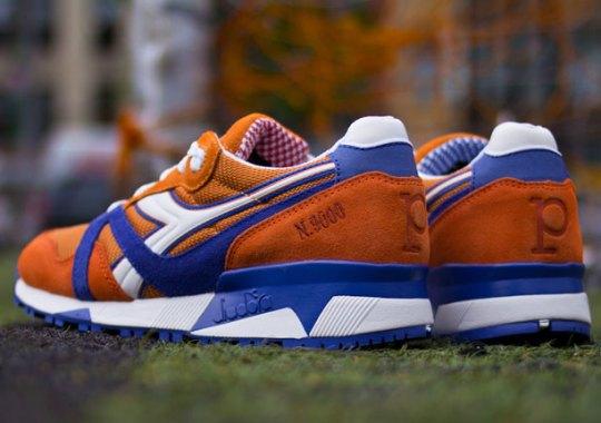 "Packer Shoes x Diadora N.9000 ""Dinamo Zagreb"" – Global Release Date"