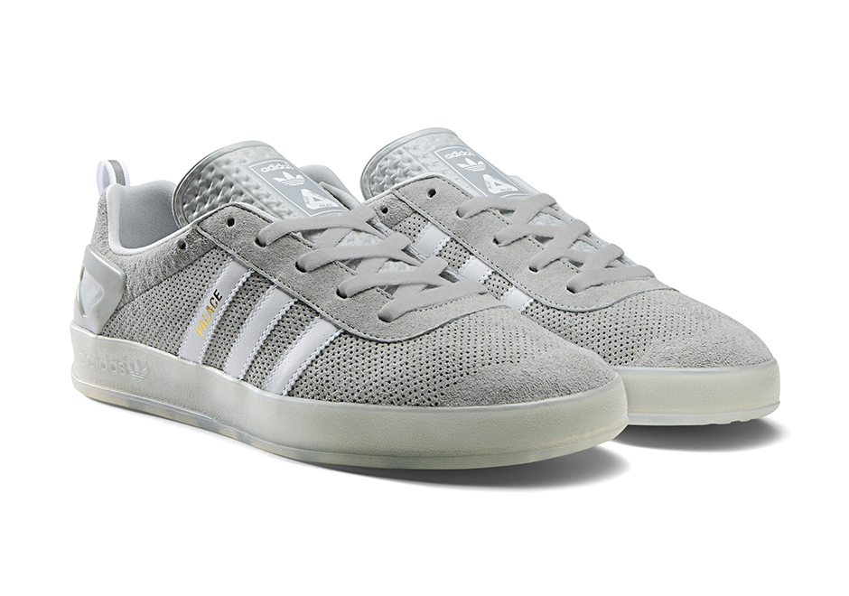 bd038ce4899a All four options of the Palace x adidas Originals collection drops this  Saturday