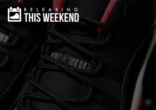 Sneakers Releasing This Weekend – May 23rd