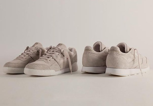 "size? x Reebok Classic ""Teasle Suede"" Pack"