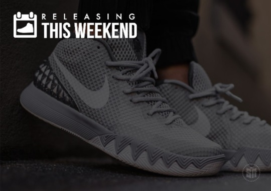 Sneakers Releasing This Weekend – May 9th, 2015