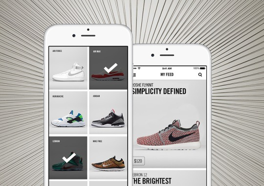The Nike SNKRS App Is Now Available For Everyone