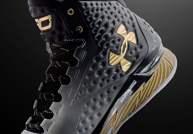Under Armour Celebrates Steph Curry's MVP With Limited Edition Curry One