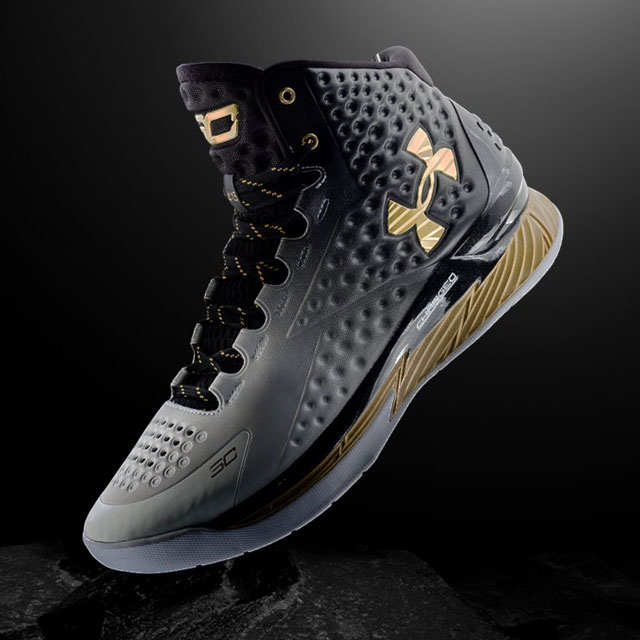 b993c9e52799 Under Armour Celebrates Steph Curry s MVP With Limited Edition Curry ...