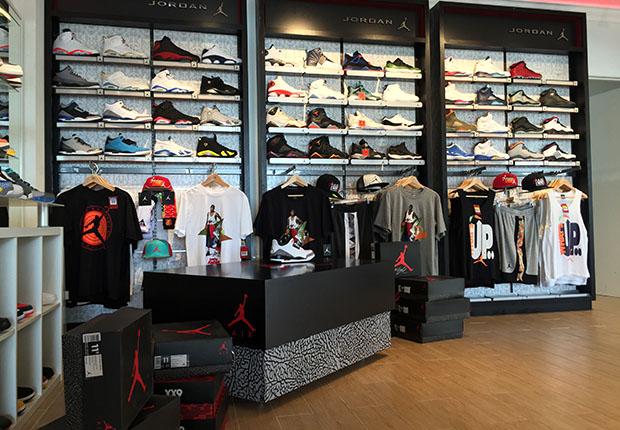 air jordan shoe store