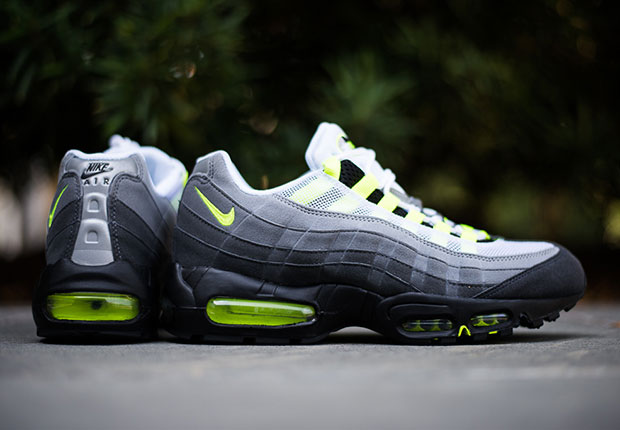 2015 Air Max 95 Release Dates