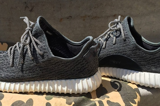 A Notorious Sneaker Customizer Already Changed Up His adidas Yeezy 350 Boost