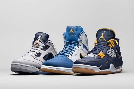 "Air Jordan Retro ""Dunk From Above"" Collection For Spring 2016"