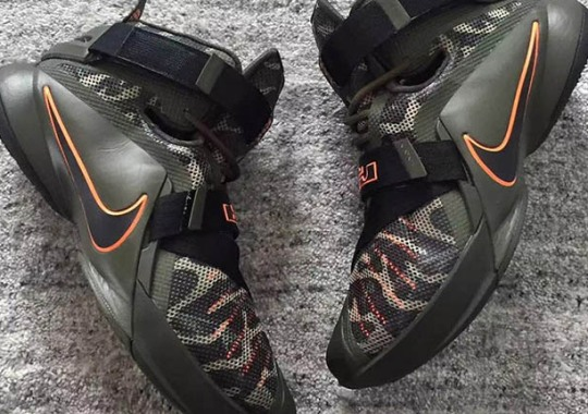 779b992536a5d Unique Camo Prints Appear On The Upcoming Nike LeBron Soldier 9 -  SneakerNews.com