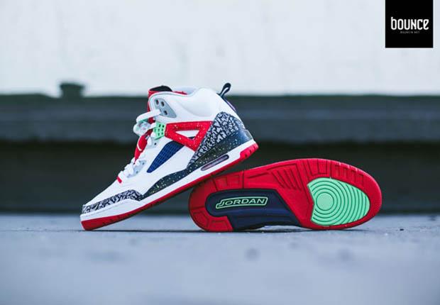 new styles 8a607 c9e81 Jordan Spiz ike