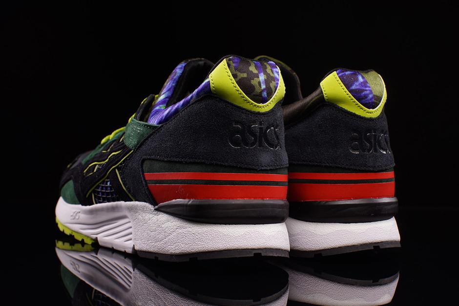 whiz limited x mita sneakers x asics gel lyte v recognize