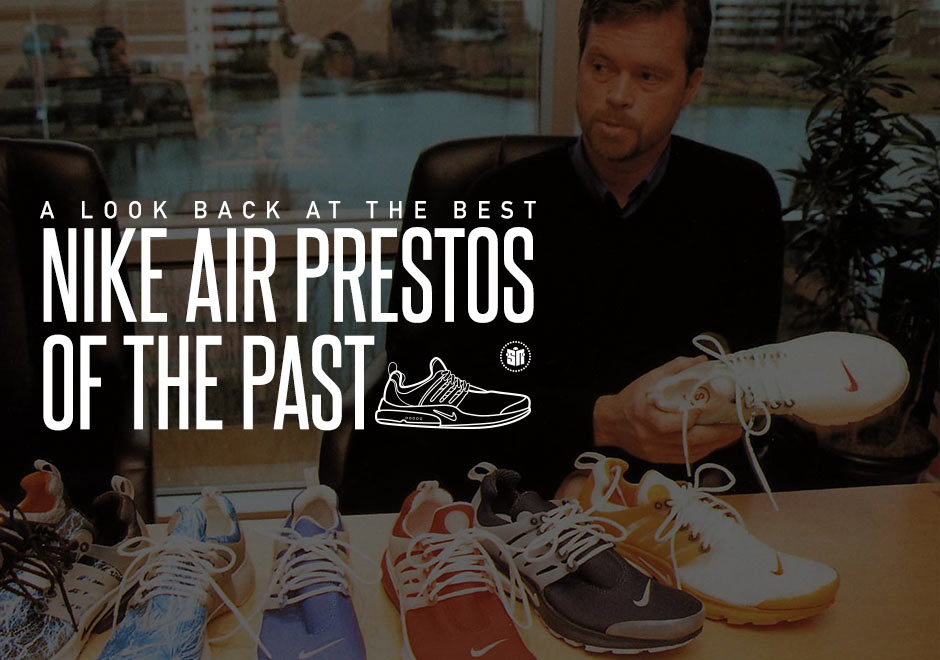 timeless design a3813 a5dc7 A Look Back at the Best Nike Air Prestos of the Past - Sneak