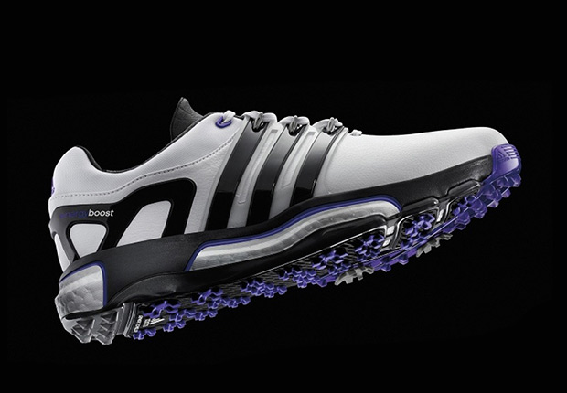best website 748b9 f5df4 But adidas is the first brand to design a golf shoe with different versions  specifically for right-handed or left-handed golfers, ...
