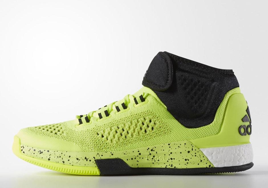Adidas 2015 Crazylight Impulsar Mediados Primeknit G0Bc5Rf