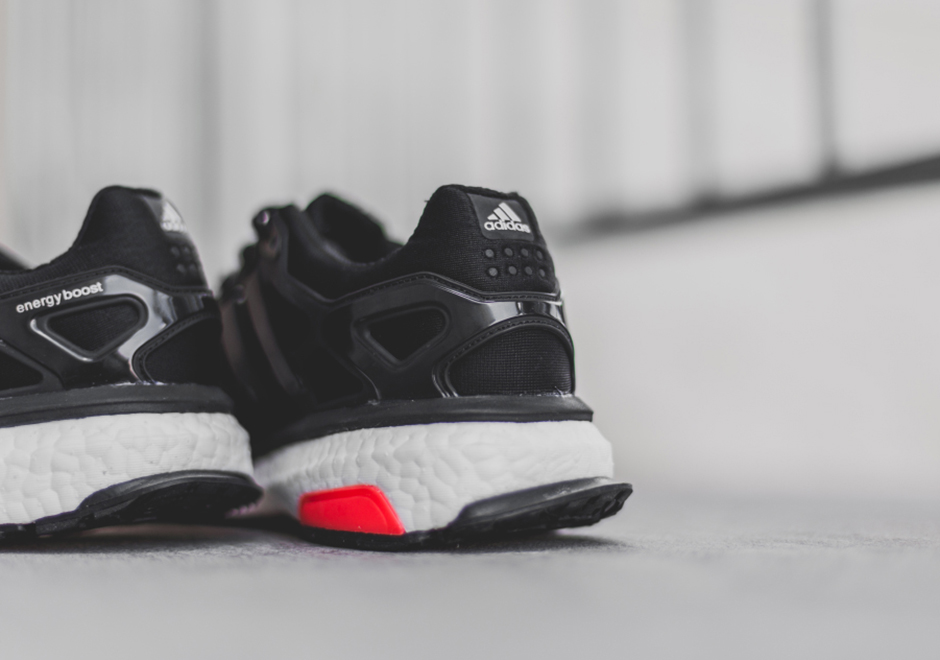 this all black adidas energy boost 2 0 atr stands up to the