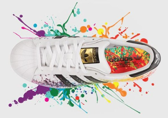 adidas Shows Love To The LGBT Community With Upcoming Releases