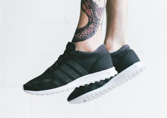 adidas Los Angeles in Black and White
