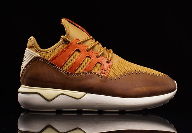 The adidas Tubular Moc Runner in a Desert Color Palette 1bf8906b2876