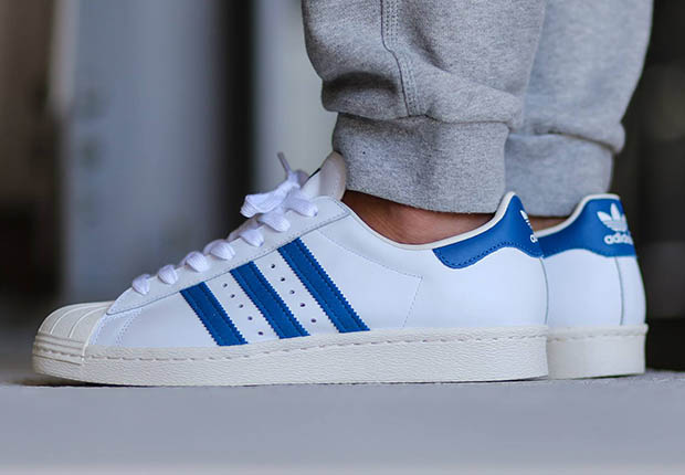 Adidas Superstar 2 Azul Real RV0qJ