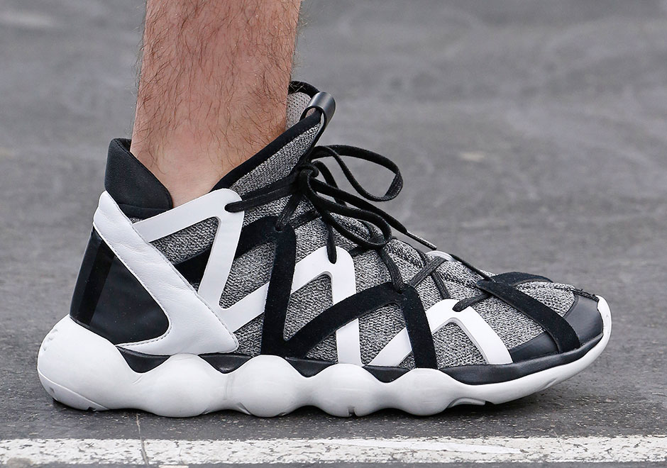 adidas Y-3 Unveils New Footwear For Spring Summer 2016 eb5040c53a39