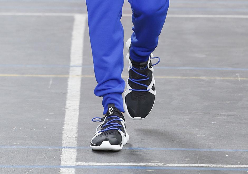 abe944decb7a adidas Y-3 Unveils New Footwear For Spring Summer 2016 - SneakerNews.com