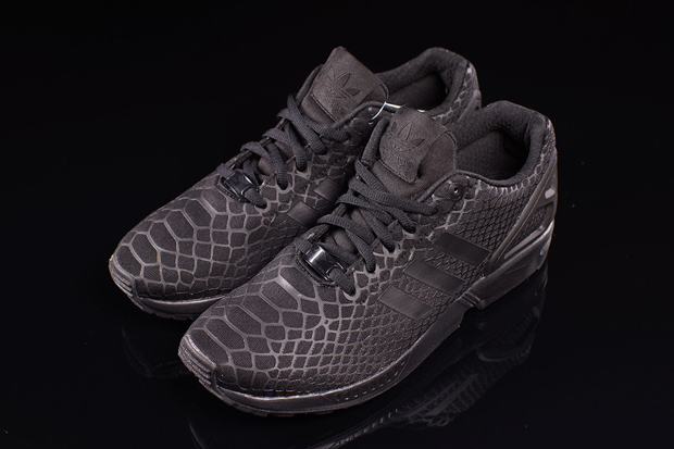 adidas ZX Flux Racer shoes beige Stylefile
