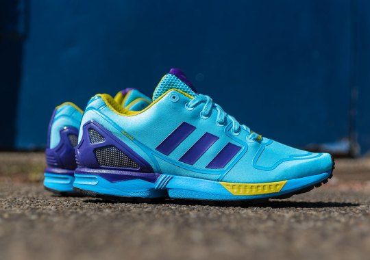 adidas Presents ZX Flux Techfit In A Legendary Colorway