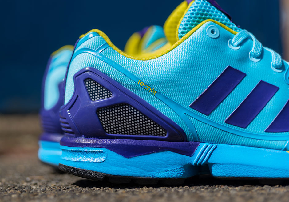 c8568d02dc712 adidas Presents ZX Flux Techfit In A Legendary Colorway ...