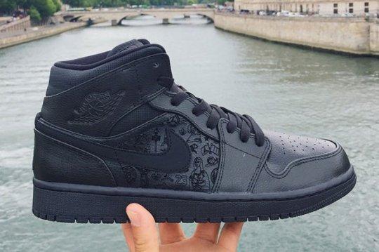 Jordan Brand Brings Back Lasered Air Jordan 1s For Quai 54