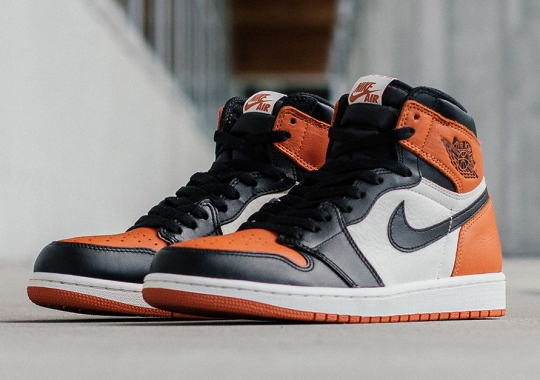 "The Air Jordan 1 ""Shattered Backboard"" Releases Tomorrow"