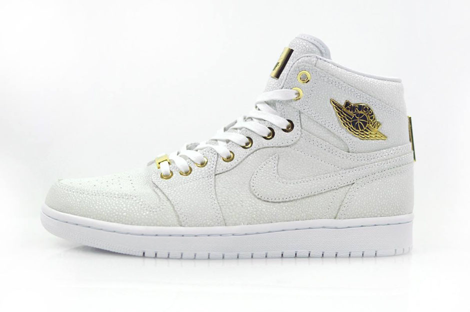 air jordan one white