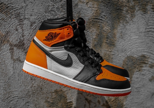 "Jordan Brand Rewinds 30 Years With the Air Jordan 1 ""Shattered Backboard"""