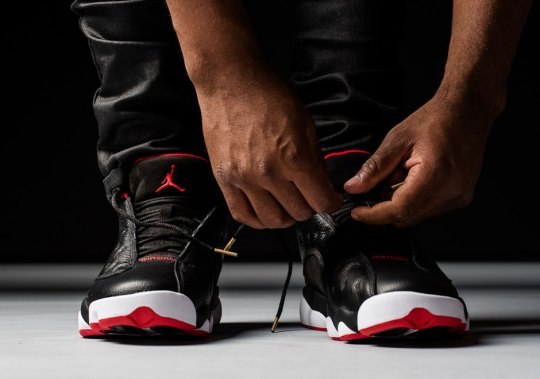 Michael Jordan's Last PE For The Playoffs Makes A Return Next Week