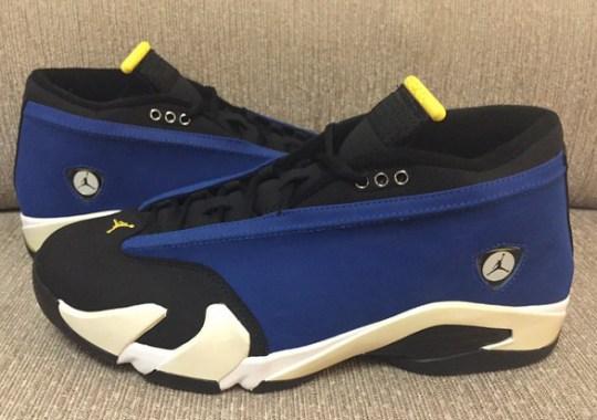 Jordan Brand Heads Back To Laney High With This Air Jordan 14 Low