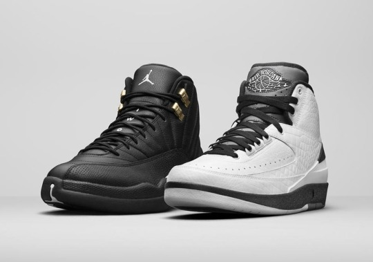 "Air Jordan 2 and Air Jordan 12 ""Poster Collection"" Honors Classic Ad Campaigns"