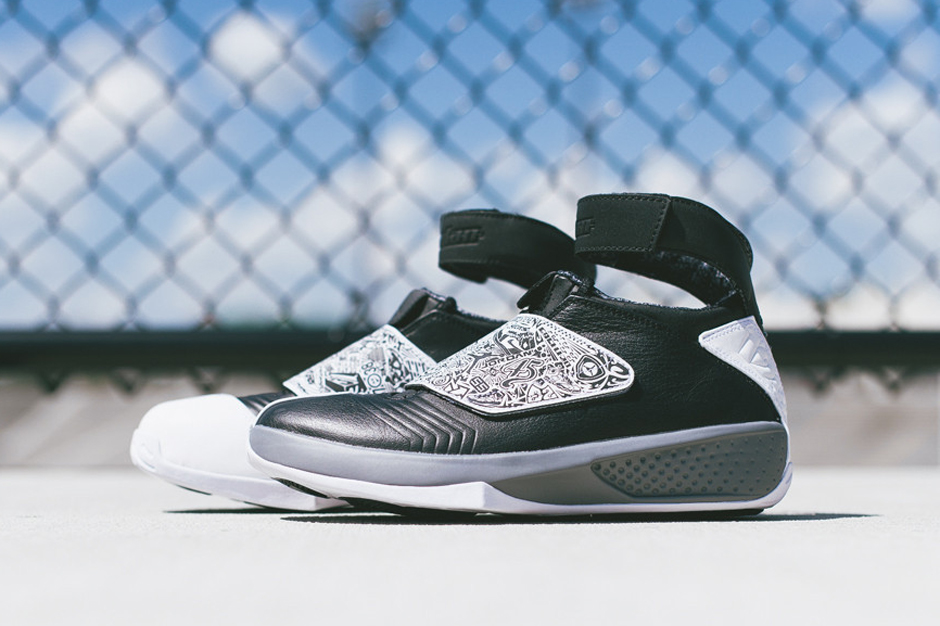 Start the NBA Playoffs Right with The Air Jordan 20 Retro - SneakerNews.com